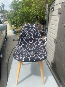 ComplexCon 2019 Takashi Murakami Skulls & Flowers Chair, Modernica.TM/KK