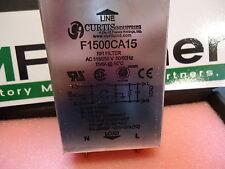 F1500CA15 Curtis Industries RFI Filter Brand New!