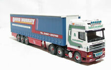 CORGI MODERN TRUCKS DAF XF CURTAINSIDE DAVID MURRAY TRANSPORT CC13229