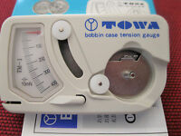 M STYLE TOWA JUMBO BOBBIN CASE TENSION GAUGE FOR INDUSTRIAL SEWING MACHINES TM