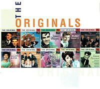 (CD) The Originals - Johnny Rivers, Jan And Dean, The Shadows, Eddie Cochran