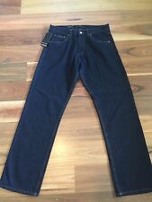 SZ 34 MENS PIERRE CARDIN JEANS NWT *BUY FIVE OR MORE ITEMS GET FREE POST