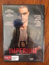 Imperium DVD Region 4 New & Sealed Daniel Radcliffe
