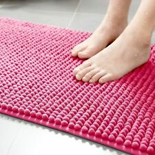 Non-Slip Absorbent Bathroom Carpets Floor Towel Rugs Toilet Microfiber Bath Mats