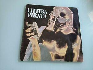 lp pirata - litfiba