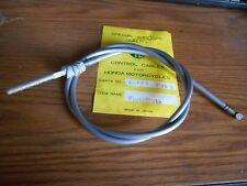 NOS MC Brand Honda C100 CA100 C102 C105 Front Brake Cable Grey 45450-001-030