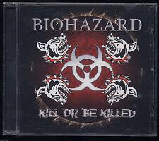 BIOHAZARD-KILL OR BE KILLED-2003-come nuovo-excellent
