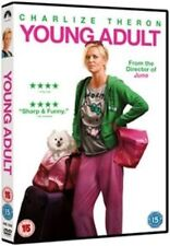 Young Adult (DVD, 2012) Disc only