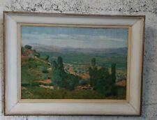 peinture ancienne Sur Panneau