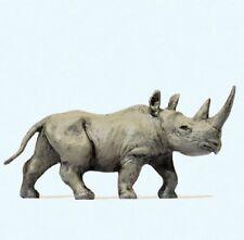 Preiser 29521 H0 Figuren Afrikanisches Nashorn