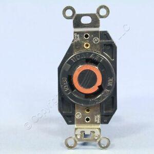 Leviton Turn Twist Locking Receptacle Outlet NEMA L10-30R 30A 125/250V Bulk 2660