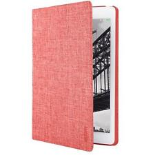 New Genuine STM Atlas Folio Flip Stand Case Cover For iPad Air 2 Red Fabric
