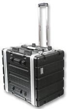 "FLIGHT CASE ABS 19"" 7U TROLLEY Enclosures & 19"" Cabinet Racks"