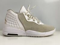 Nike Jordan Academy Mens White Mesh Trainers UK Size 7