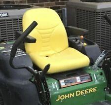 John Deere Yellow High Back Seat fits Z335E Z225 Z425 Z445 EZTRAK  AM140435 #UVA