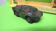 Schuco 1:87  Military  Fennek Scout Car  BW  Art. 26248 NEU 2017