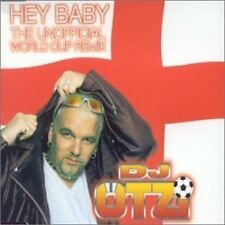 DJ Ötzi Hey baby (unofficial world cup remix) [Maxi-CD]