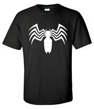 Venom 2 Superhero Villian Comic Mens T-Shirt