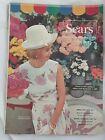 Vintage Sears Roebuck & Company Summer 1964 Catalog Fashion