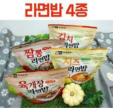 Easy Cook Korean Food 4 Tastes Ramen Bap Asian FoodJust pour hot water * 4EA