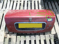 ROVER 400 BUBBLE 1998 SALOON BOOTLID (NIGHT FIRE RED)