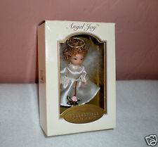 """Angel Joy"" Delicate HandPainted European Style Porcelain Ornament-DG Creations"