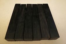 GABON EBONY PEN BLANK SET WITH AWESOME COLOR!!!!!!