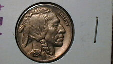 1938-D INDIANHEAD NICKEL  BRILLIANT UNCIRCULATED GEM  WOW! 233A4