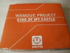 WAMDUE PROJECT - KING OF MY CASTLE - UK CD SINGLE