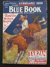 """Blue Book - Ultra High Grade Set of Burroughs """"Tarzan and the Lost Empire"""""""