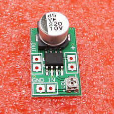 Mini 750mW LM386 Audio Power Amplifier Board DC 3~12V 5V Micro Amp Module