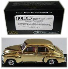 Holden FX  48/215 Sedan  Golden Holden TRAX 1:43 Scale Diecast ModelCars TRG15