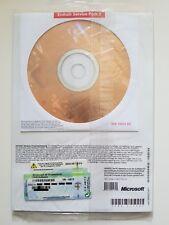 Microsoft Windows XP Professional Pro SP2 CD SB Vollversion Deutsch