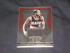 CLYDE DREXLER BLAZERS GENUINE CERTIFIED AUTHENTIC WORN JERSEY BASKETBALL CARD