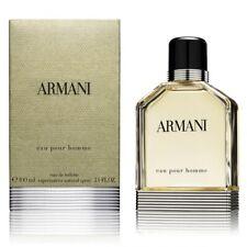 Giorgio Armani Eau Pour Homme 100ml Eau De Toilette Profumo Uomo