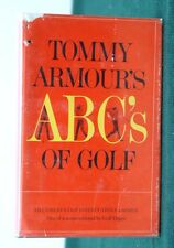 Tommy Armour's ABC's of Golf  (Hardback)