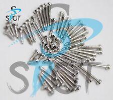 Cortical screws 3.5mm Different Length mm200 PCs Set orthopedics Instrument SDOT