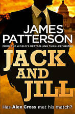 Jack and Jill by James Patterson (Paperback) New Book