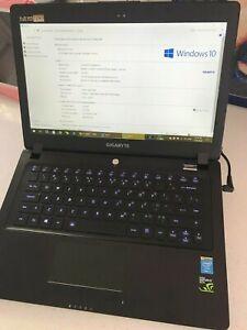 Gaming ultrabook i7 4720HQ, 16G, GTX965M 4G, 256G, 2T Gigabyte laptop