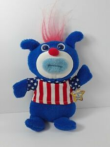 Sing-A-Ma-Jig Patriotic Plush Sings Star Spangled Banner Exclusive 4th of July