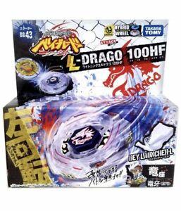 TOUPIE BEYBLADE  TAKARA TOMY  Metal Fight BB-43 Lightning L Drago 100HF