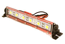 C26700RED Integy Model Roof Top SMD LED Light Bar 123x17x21mm for 1/10 Crawler