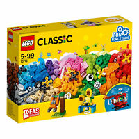 10712 LEGO Classic Bricks And Gears 244 Pieces Age 4+