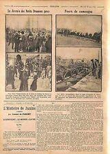 Prise de Janina/Ioannina Grèce Greece Camp Salonique Thessaloniki UK WWI 1916