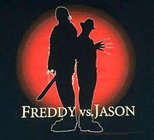 New listing Xl vtg Freddy vs Jason movie t shirt krueger nightmare on elm street friday 13th