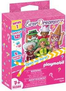 PMW Playmobil 70389 1X FIGURES SERIE 1 EVERDREAMERZ 100% NUEVAS NEW Envío Rápido
