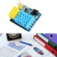 ESP8266 esp01S DHT11 Temperature&Humidity Wifi Shield Module S7K6 Sensor H6B8