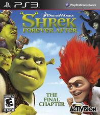 Shrek Forever After PS3 New Playstation 3