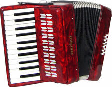 Accordions with 12 Bass Keys