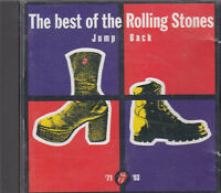 The Rolling Stones : Jump Back The Best Of 1971-1993 Remastered CD FASTPOST